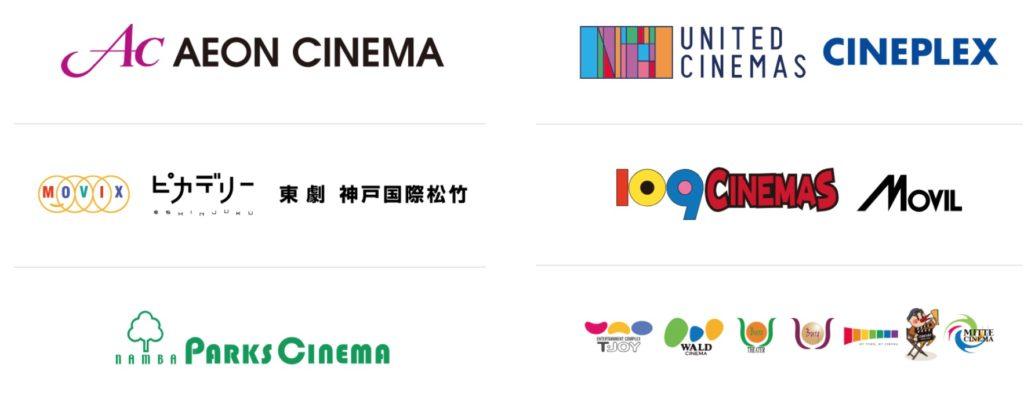U-NEXTポイントで映画チケットと交換