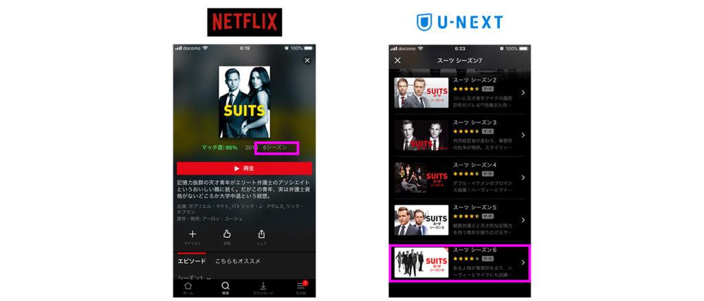 U-NEXTの最新海外ドラマ